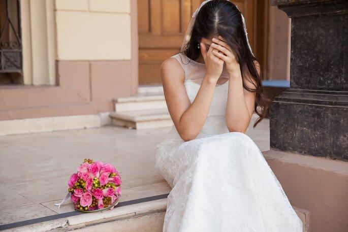 La déprime post-mariage n'est pas à prendre à la légère. Crédit : Antoniodiaz, shutterstock