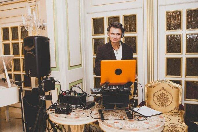 DJ Антон Адрианов