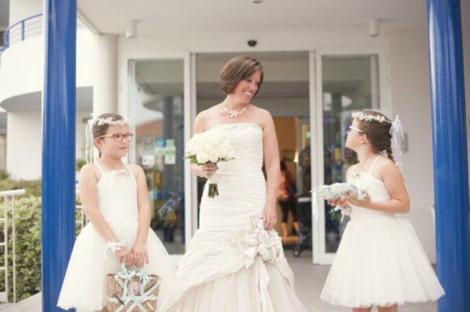 Il matrimonio di Stephanie e Bart - Foto Alan Venzi Fotografia