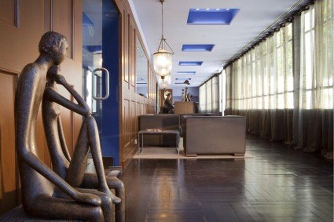 Hôtel de charme chic et raffiné pour votre voyage de noces...