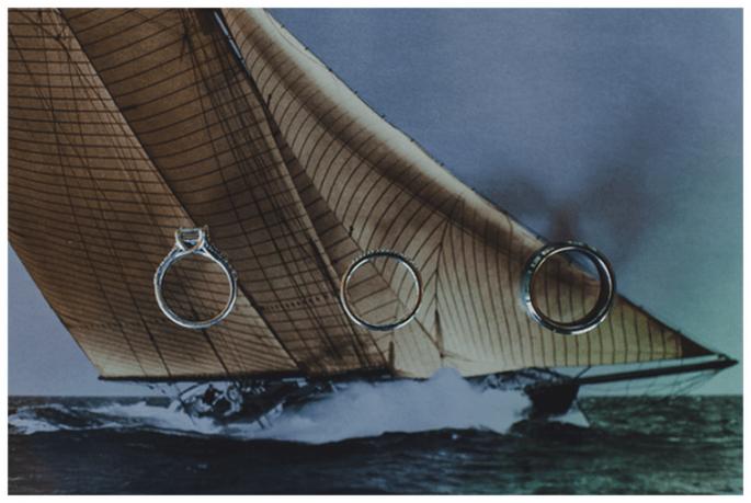 Boda con inspiración náutica - Foto Carina Skrobecki