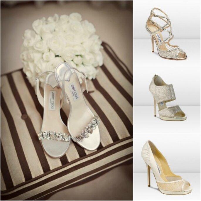 Zapatos para novia de Jimmy Choo - Bridal Collection 2012