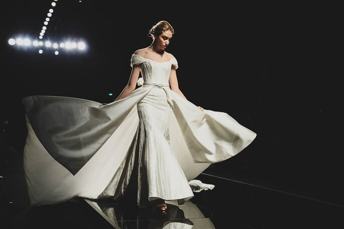 Foto via Enzo Miccio Bridal Collection 2019
