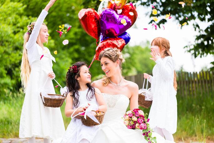 Hochzeit-Nanny