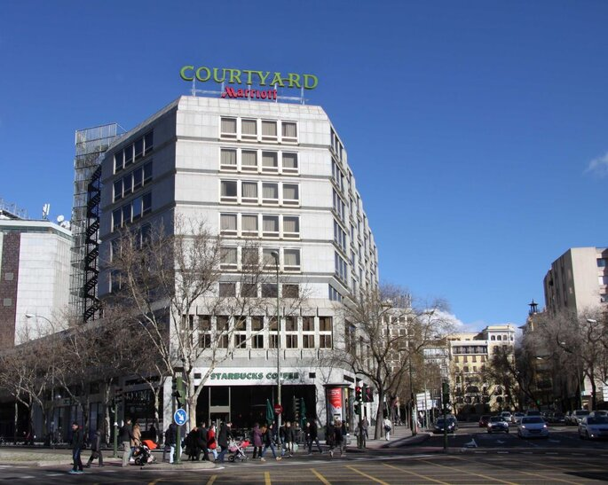 Hotel Courtyard Marriot Princesa