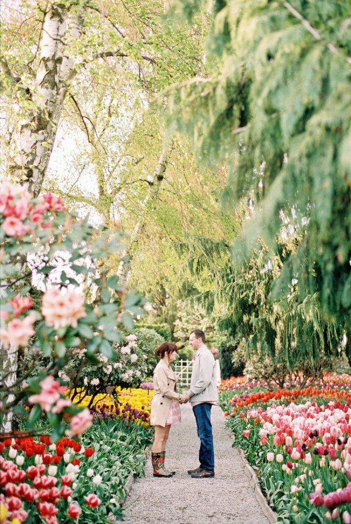 15 señales de que estás con el hombre perfecto - Foto Alexandra Knight Photography