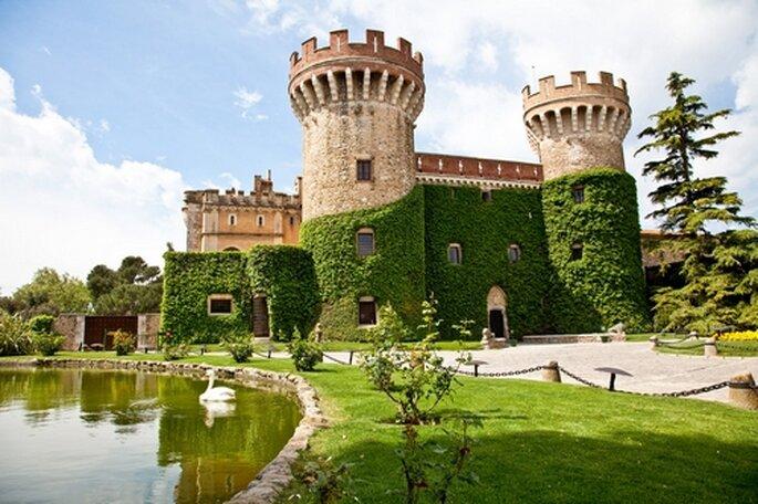 boda en un castillo, boda en Barcelona, boda en Girona