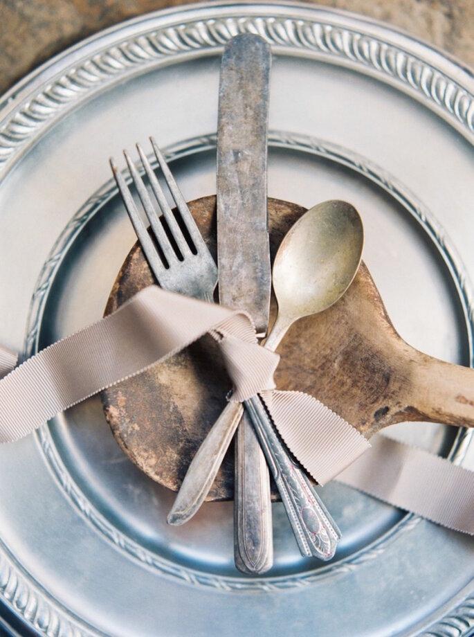 6 detalles básicos para una boda vintage - Taylor Lord Photography