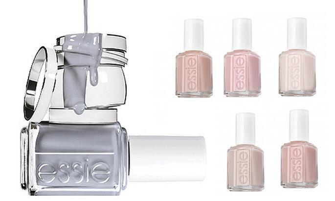 Las uñas de colores de Essie están de moda esta temporada
