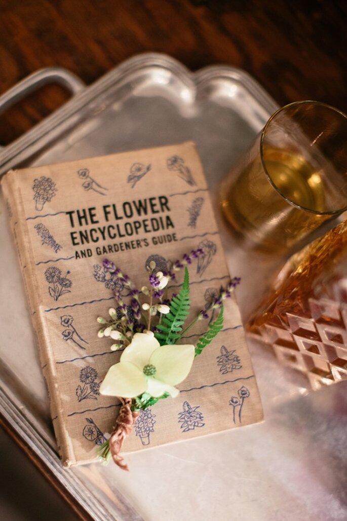 Tu boda con acabados decorativos en caoba - Foto Jane in the Woods Photographie