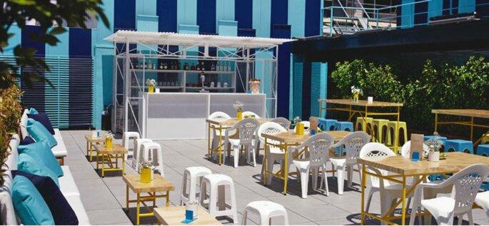 Te casas en madrid descubre estos 10 lugares especiales for Restaurante la casa encendida madrid