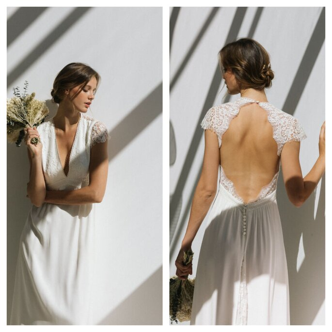Anna Dautry - Boutiques de robes de mariée - Paris