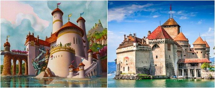 La Sirenita/Vía Shutterstock: cge2010