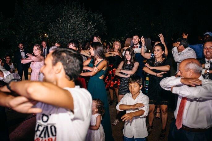 Coreografia por Dj Telmo Pereira