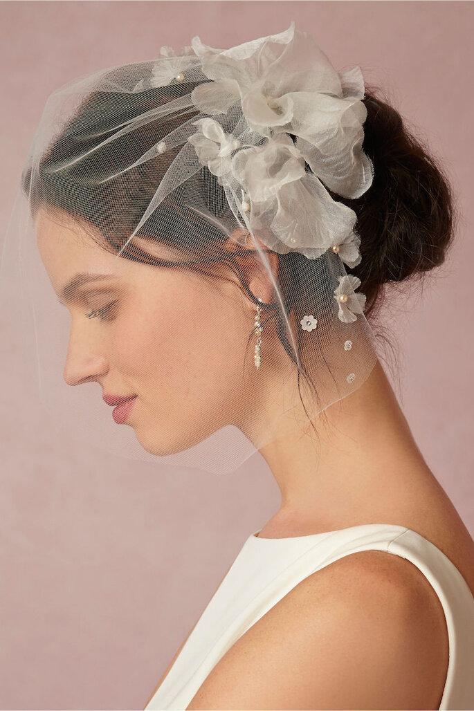 El vestido de novia perfecto para las más chaparritas - BHLDN