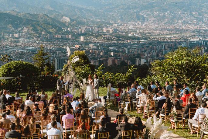 Montpellier Casa Campestre Hacienda para bodas Medellín
