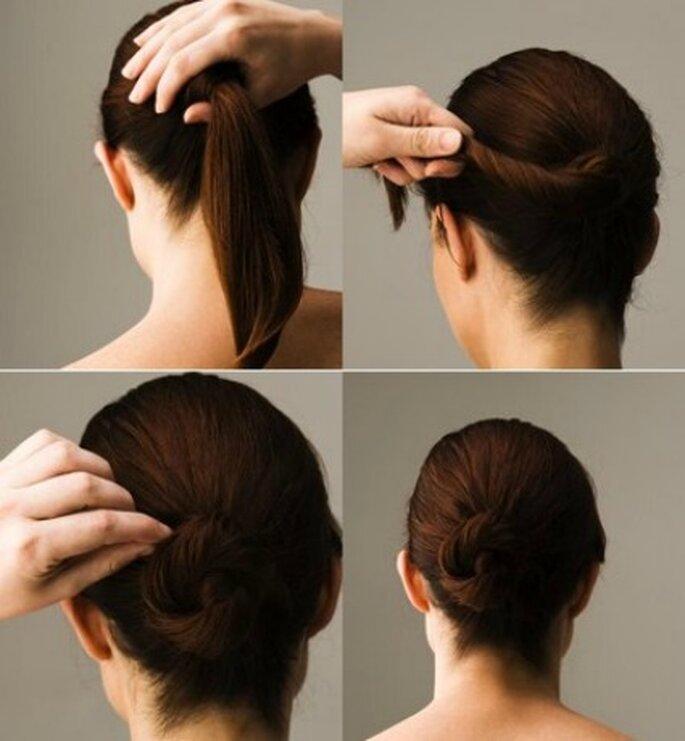 peinados sencillos y rpidos peinados fciles de hacer en casa