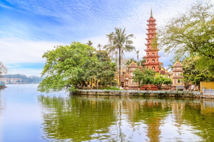 Hanoi. Foto: Shutterstock