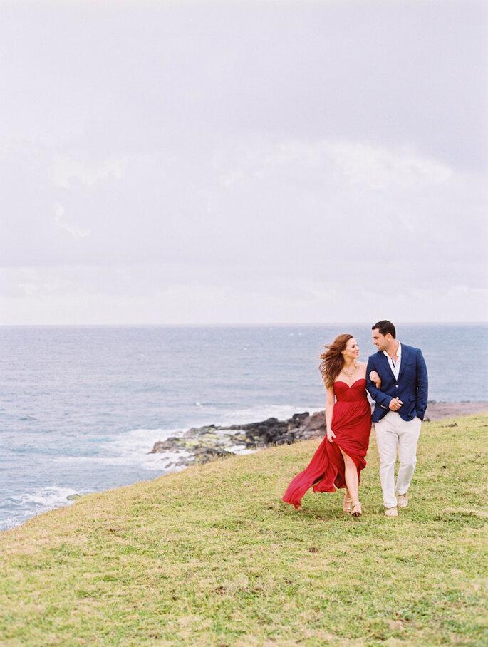 20 formas para mantenerte creativa durante la planeación de tu boda - Jessica Burke