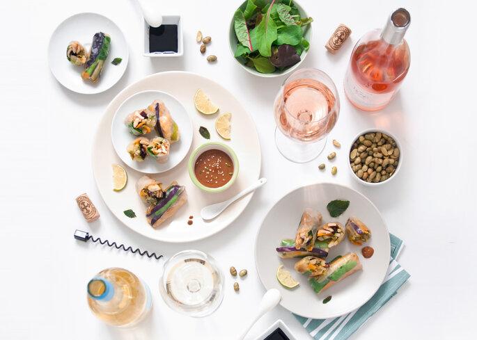 Involtini alla vietnamita - L'ennesimo blog di cucina