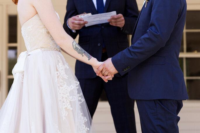 Holli + DJ´s Wedding, image: Loie Photography