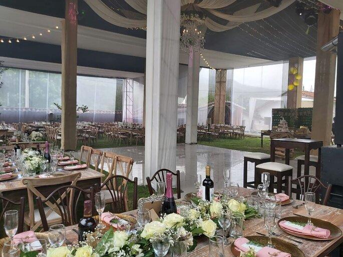 Gala Bodas & Eventos Catering decoración para matrimonios Perú