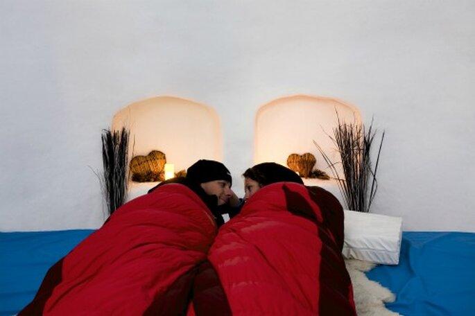 Eine unvergessliche Zeit zu zweit in der White Lounge - Foto: White Lounge