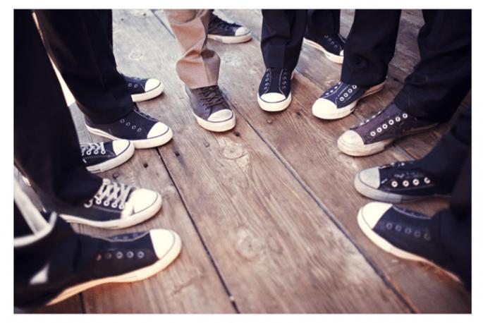 Los novios se ven mejor de Converse - GPT Photography