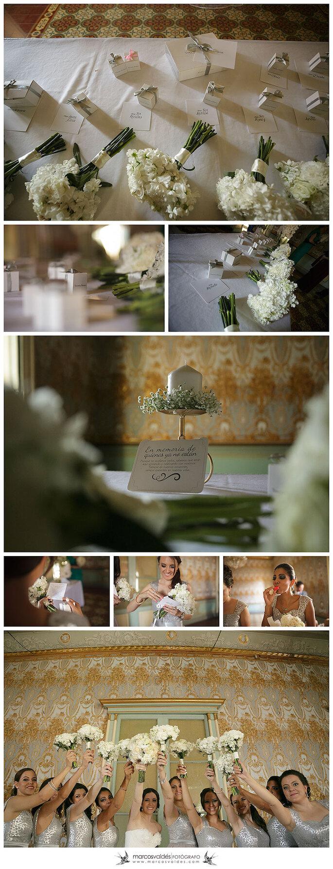 Katia y Juan Carlos: Una boda especial en la Casona de los 5 patios - Marcos Valdés