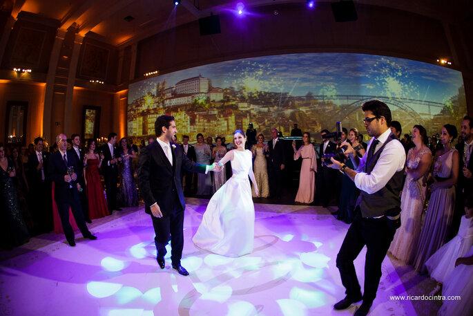 casamento tradicional totally white
