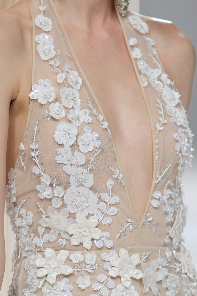 Naeem Khan | Créditos: Barcelona Bridal Fashion Week