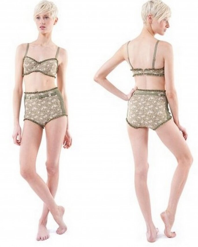 Tendencia en Bikini verano 2011 By Marc Jacobs