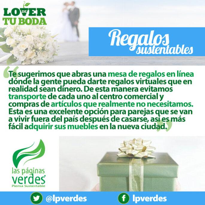 Regalos sustentables para una boda ecológica - Foto Las Páginas Verdes