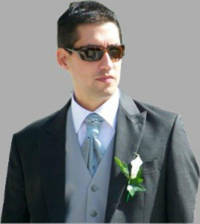 Lavallière, cravate ou noeud-papillon le jour du mariage ? - Source : label-cravate