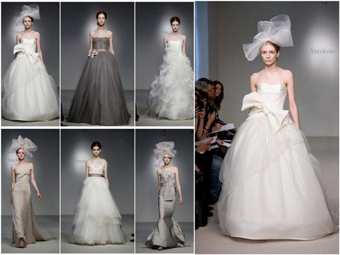 Vestidos de Noiva Vera Wang 2012