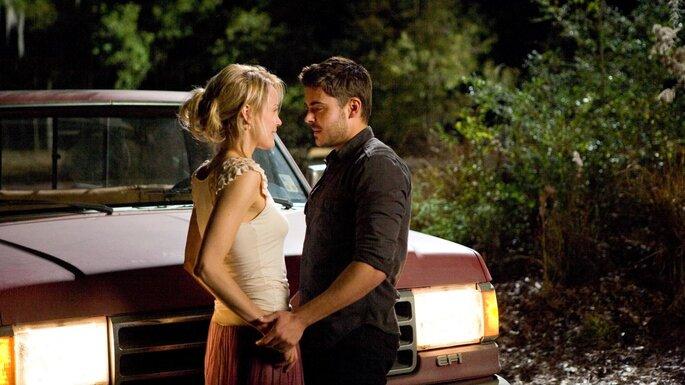 amour cinéma films romantiques the lucky one