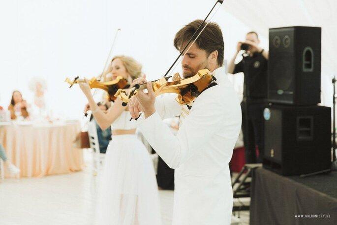 Скрипичный дуэт IVNING