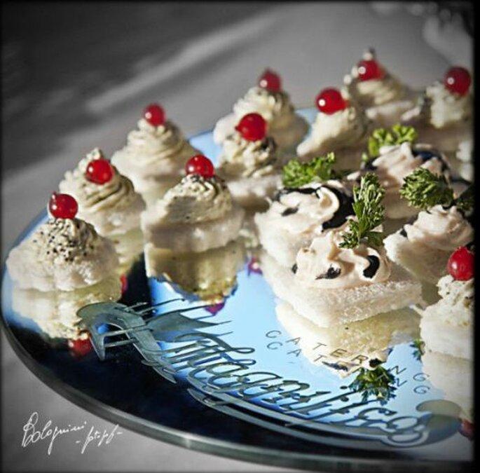 Il Magnifico catering foto via Bolognini fotografo
