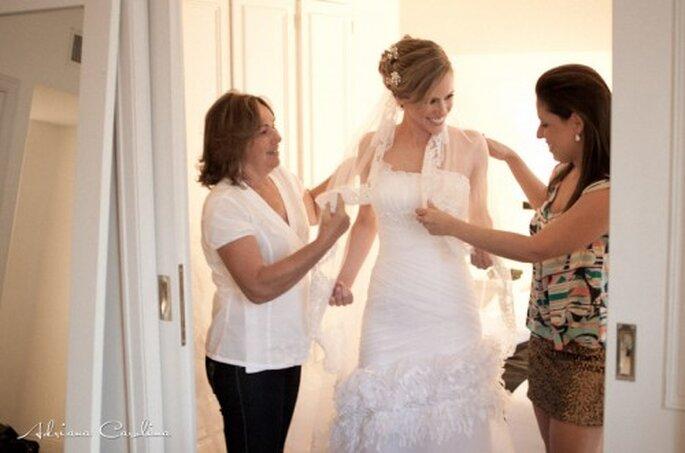 Ein Weddingplaner nimmt Ihnen den Stress ab, damit Sie die Hochzeit genießen können – Foto: Adriana Carolina