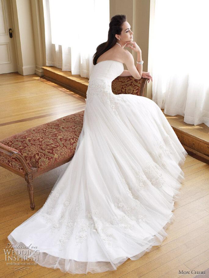 Brautkleider von Mon Cheri Kollektion 2011