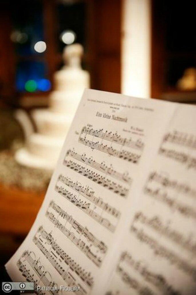 Musique classique, tzigane ou chorale de gospel : chaque cérémonie de mariage a son propre style - Photo : Patricia Figueira