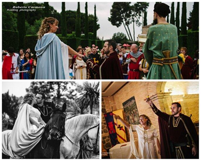 boda y preboda medieval