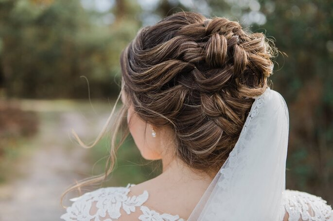 Blushing Bride. Foto: Joke van Veen fotografie