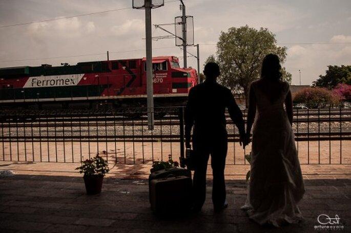 Elige la fotografía se bodas que se adapte a tu personalidad - Foto Arturo Ayala