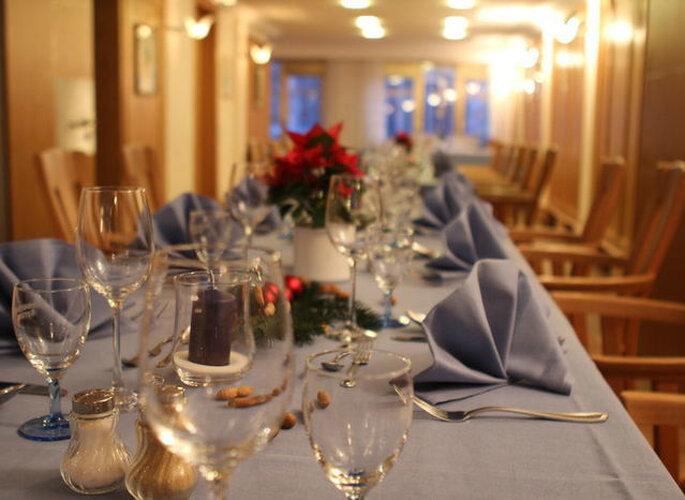 Restaurant & Weinstube Heiliggeist Stüble