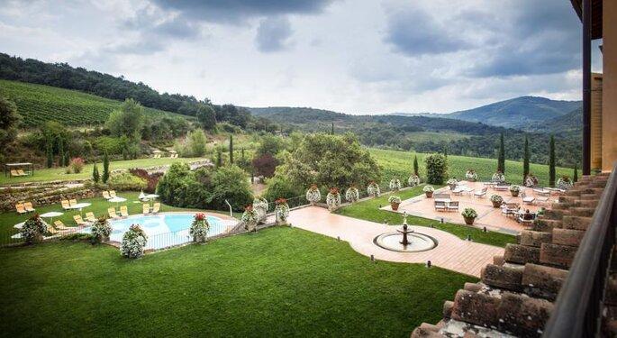 z to Villa Campomaggio Resort & Spa - chianti2