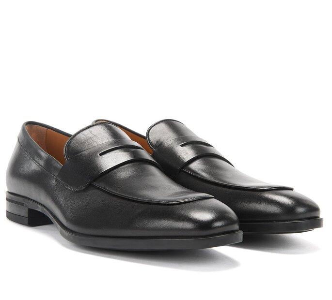 Zapato para novio estilo mocasín