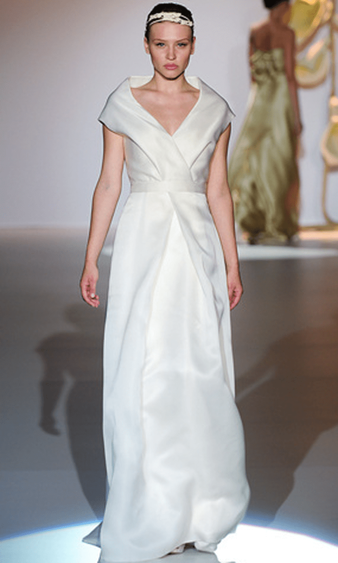 Robe de mariée Jesús del Pozo 2011