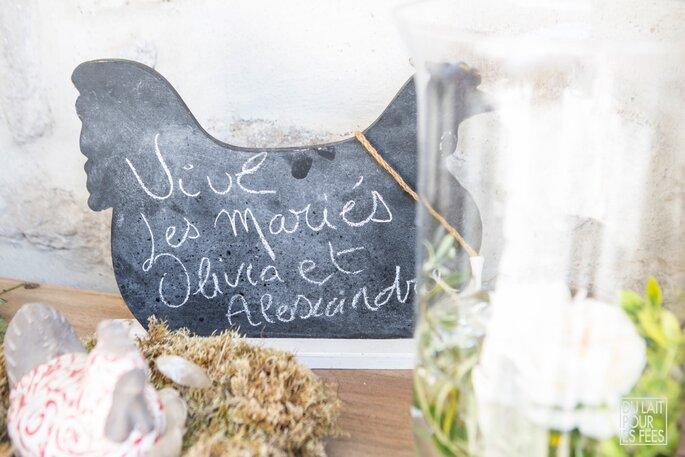 Photo : Du Lait pour les Fées