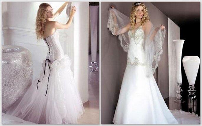 Collezione abiti da sposa Emé di Emé